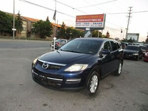 2007 Mazda CX-9 GT,LEATHER JUST ARRIVED !!