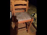 Kitchen bar style stools