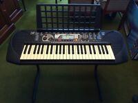 Full size Yamaha keyboard in great xondition