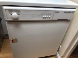 Tumble dryer condenser