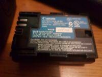 Canon 5d Battery Pack LP-E6