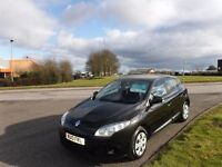 2010 RENAULT MEGANE 1.5 EXPRESSION DCi,Electric Windows,Air Con,Very Clean £30 R/Tax.Full History