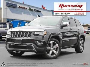 2015 Jeep Grand Cherokee LIMITED   LUX GROUP   LEATHER   PANO  