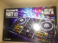 Dj deck basically brand new USB compatible
