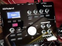 Roland TD25-KV drum kit & PM10 Personal Monitor