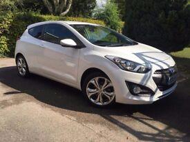 Hyundai i30 sport nav 1.6