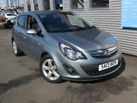 VAUXHALL CORSA 1.2 SXI AC 5d 83 BHP **YEAR AA RECOVERY** (silver) 2013