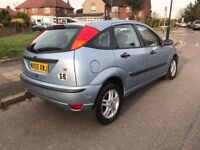 2005 FORD FOCUS 1,6 PETROL AUTOMATIC , REMOTE CENTRAL LOCKING