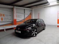 Volkswagen Golf GTI PERFORMANCE (black) 2016-09-01