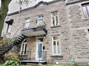575 000$ - Duplex à vendre à Mercier / Hochelaga / Maisonneuve