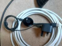 Chromecast, HDMI Splitter 1:3 and HDMI cable