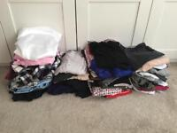 """Women Bundle of Used Clothing Size 8-10, 5ft 2"""""""