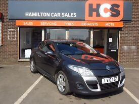 Renault Megane 1.6 Dynamique - 1 Year MOT, Warranty & AA Cover - FINANCE AVAILABLE.
