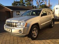 Jeep Grand Cherokee (2008) 3.0 liter V6 CRD Limited