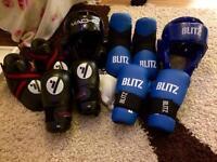 Kickboxing/taekwondo