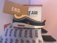 Nike air max 97's Sam wotherspoons size 9
