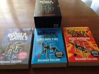 The Hunger Games books collection