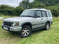 2003 td5 landrover discovery 2 7 seater automatic