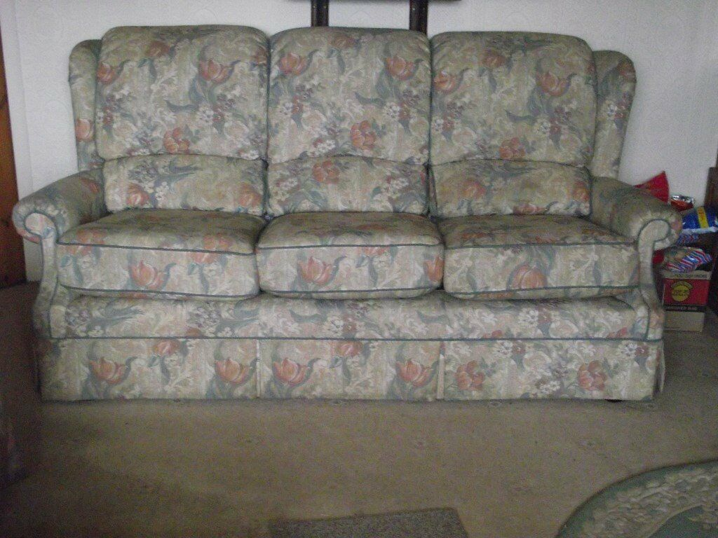 Three Seater Settee Free for collection