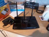TP-Link Archer C7 v1.1 AC1750 Wireless Dual Band Gigabit Router