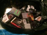 For sale 80 cassette music tapes