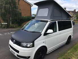 Immaculate condition,4 bed capacity,beautifully modified,VW Campervan converted by JAS conversions