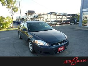 2008 Chevrolet Impala LS,LOW MILEAGE
