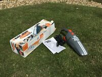 Black & Decker 12v Dustbuster