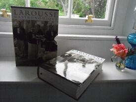 Slipcased copy of LAROUSSE GASTRONOMIQUE cookery encyclopedia