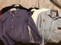 Selection of boys shirts like new age 6-7