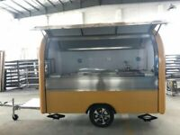 2ae1132483 New Catering Trailer Burger Van Ice Cream Bar Coffee Trailer 2800x1650x2300  In Stock