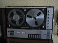 Philips tape recorder stereo 4488 recorder