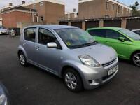 2010 Daihatsu Sirion S - Only 18000 Miles - MOT'd - Service History £3350