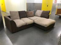 Modern L shape sofa, Free delivery