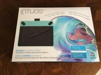 Wacom Intuos drawing tablet for Mac