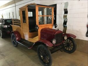 1917 Ford Model T pick up
