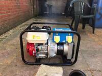 Honda generator 110v