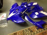 Yamaha YZ450 New Plastics and seat cover