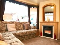 3 Bedroom Caravan For Sale - Call ZACHARY - Site Fees INCLUDED - 12 Month Park