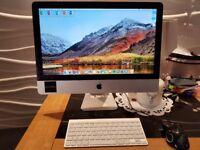 "Apple iMac Late 2012 i5, 8GB RAM, 1TB HDD, 21.5"" Mint Condition"