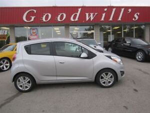 2015 Chevrolet Spark PREVIOUS DAILY RENTAL! BLUETOOTH!