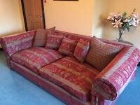 Classic Duresta Maximus Large Sofa