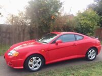 2003/53 HYUNDAI COUPE SE PX TO CLEAR LEATHER