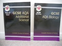 GCSE Additional Science and Biology Revision Gudies