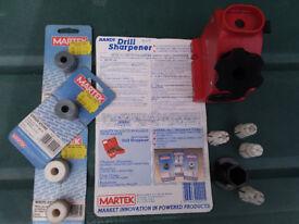 MARTEK DRILL SHARPENER IN EXCELLENT CONDITION