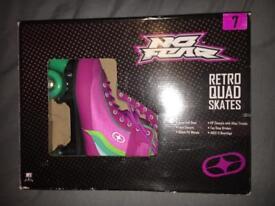 Roller Skates - Ladies size 7