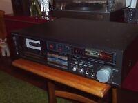 Technics RS-M255X stereo cassette tape deck