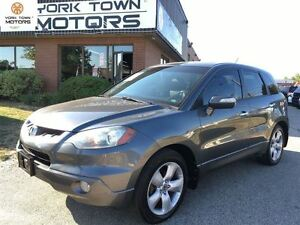 2008 Acura RDX TECH PKG | NAV & BACK UP CAM | SUN ROOF