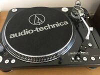 Audio-Technica AT-LP1240-USB Turntable - NEW