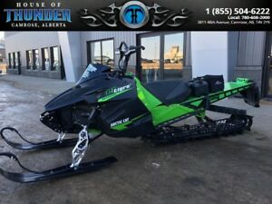 2014 Arctic Cat M8000 Super Charged 174 Track
